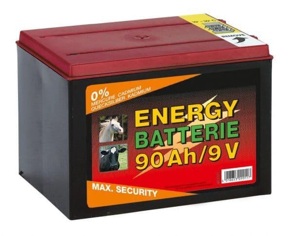 Batteri 9v/90ah - 89508100 - Tillbehör till aggregat
