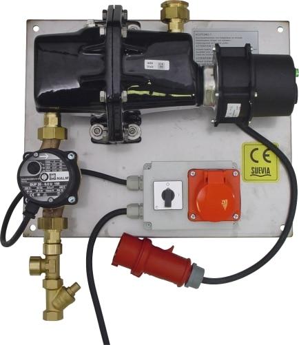 Cirkulerande Vattensystem S300 3kw/400v - 89505710 - Vatten frostfri