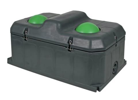 Dryckeskar Frostfri 100l 2 Bollar - 89505542 - Vatten frostfri