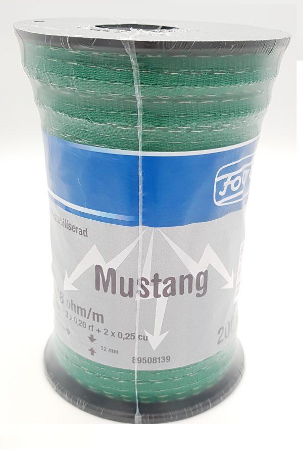 Elband Mustang 12mm 200m Grön - 89508139 - Elband