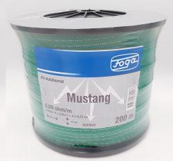 Elband Mustang 40mm 200m Grön - 89508141 - Elband