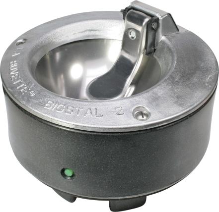Elvattenkopp Bigstal2 80w/24v - 89505590 - Vatten frostfri