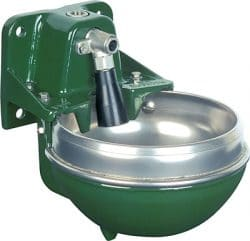 Elvattenkopp F130 El 80w/24v - 89505599 - Vatten frostfri