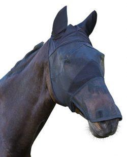 Flughuva Cob Svart - 89510321275 - Häst