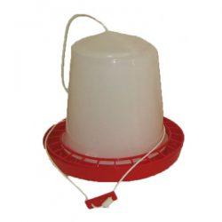 Foderautomat Plast 10kg - 89512015 - Höns