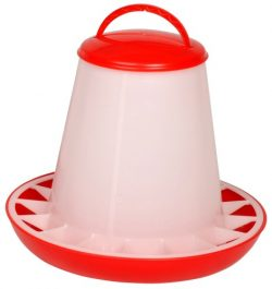 Foderautomat Plast 1kg - 89512013 - Höns