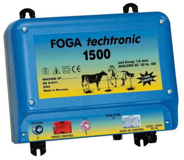 Foga Techtronic 1500 2