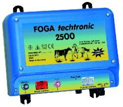Foga Techtronic 2500 3