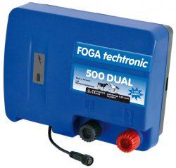 Foga Techtronic 500 Dual - 89508655 - Aggregat 230 volt