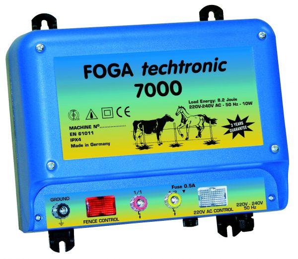 Foga Techtronic 7000 8