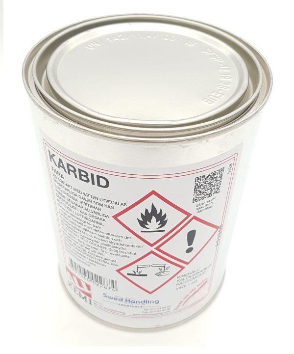Kalciumkarbid 1kg - 89520040 - Mus & råttfällor