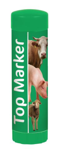 Märkstift Top Marker Grön - 89511512 - Märkning