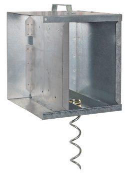 Metallbox Låsbar - 89508089 - Tillbehör till aggregat