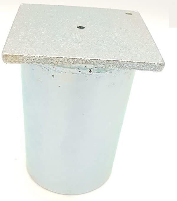 Nedslagningsrör Rund Max 85mm - 89508260 - Stängseltillbehör