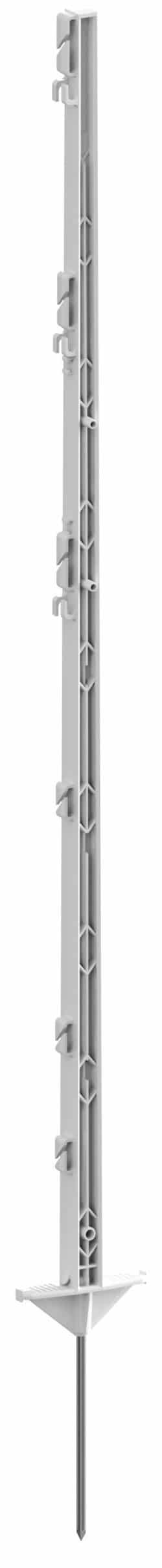 Plaststolpe 1550mm Vit - 89508148 - Stolpar