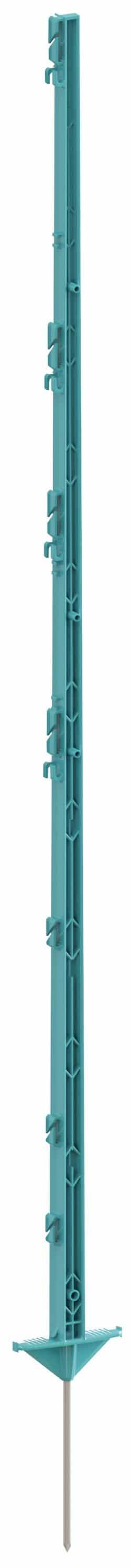 Plaststolpe Fashion 156cm Petrol - 89508824 - Stolpar