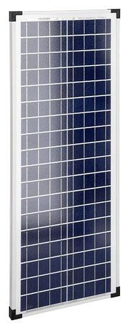 Solcellpanel 45w (6000b) - 89508083 - Solcellspaneler