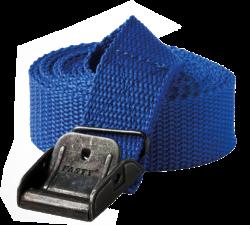 Spännband 25x2000mm Blå