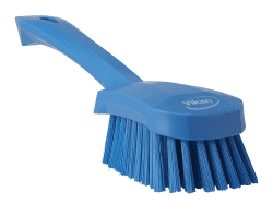 Spannborste Kortskaft Vikan 75x250mm - 89502004 - Vikan hygienborstar