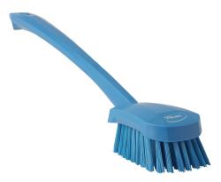 Spannborste Långt Skaft Vikan 50x410mm - 89502011 - Vikan hygienborstar