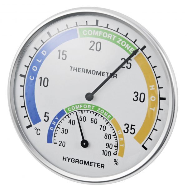 Termometer/Hygrometer - 89506411 - Vård & hygien