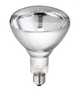 Värmelampa Philips 150w Transparent - 89511070 - Armatur & värmelampor