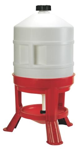 Vattenautomat Plast 30l - 89512007 - Höns